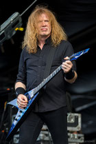 Dave Mustaine Foto