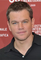 Matt Damon Foto